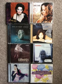 22 assorted cds all for $10 Langley, V3A 1R9