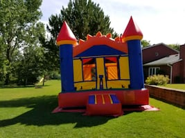 bouncy house party rental service