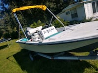 17 foot boat Punta Gorda, 33982