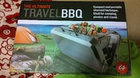 Travel BBQ w case NEW unused MILPITAS