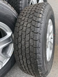 New Jeep wheels and tires New Market, 21774