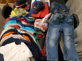 Kids clothing 3t 4t 5t - 80 + items