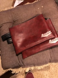 Leather bank bags Houston, 77069