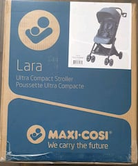 Brand New, never used. Maxi Cosi Lara ultra compact stroller. Blue. Centreville, 20120
