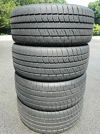 P255/55r18 pirelli used tires Knoxville, 21758