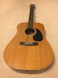 Vintage Citation acoustic guitar model 675 Richmond Hill, L4E 3W2