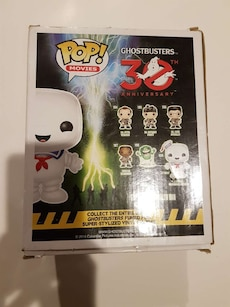 Funko Pop Stay Puft Marshmellow Man