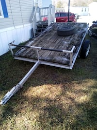 "10""x6 Pull behind trailer"