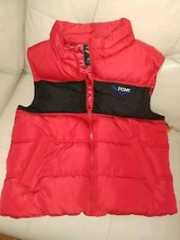 PONY Red Vest XL NEW W/Tags Rock Hill, 29732