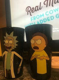 Rick and morty cups  Milwaukee, 53216