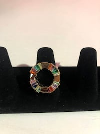 Colorful Ring Chantilly