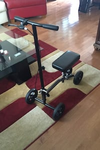 Knee scooter for sprained or fractured ankle/foot Parkville, 21234
