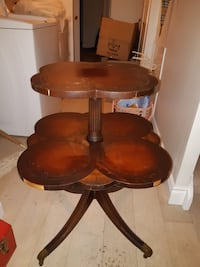 2 Tier Vintage Table