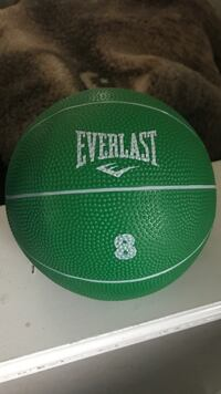 green and white Spalding basketball Calgary, T2Z 4R3