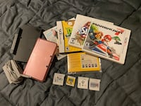 pearl pink 3DS