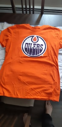 Oilers T-shirt - Adult XL