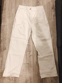 Aritzia wilfred free wide leg pants size 10 Vancouver, V5R
