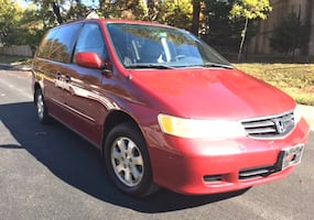 Reliable ' 2002 Honda Odyssey Engine strong