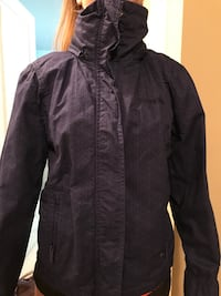black zip-up jacket Surrey, V3S 0L3