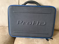 Semi hard camera case