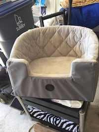 Dogs booster seat 3729 km