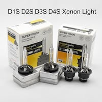 Brand New 2 x D1S HID / Xenon Headlights Bulbs / Delivery Available