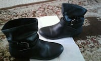 Ladies leather boots size 7 Edmonton, T6K 0K2