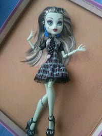 Monster High Frankie Bebeği