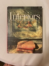 Interior design book's