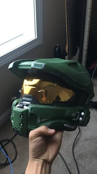 Master chief halo helmet