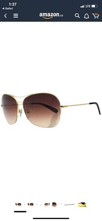 Original Tory Burch aviator sunglasses Montreal, H1P 1X7