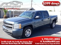 2012 Chevrolet Silverado 1500 Crew Cab for sale Las Vegas