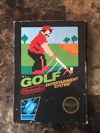 NES Golf Nintendo