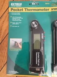 EXtech pocket thermometers Chantilly, 20152