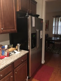 Stainless steel refrigerator North Charleston, 29418