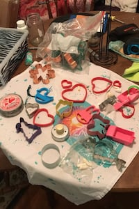 Cookie Cutters/Decorations