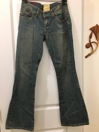 Marlow Flare Jeans 17 km