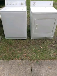 Washer and dryer  Moss Point