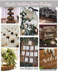 Wedding decor Bradford West Gwillimbury