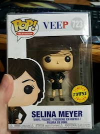 Selina Meyer regular and limited chase Funko pops 7 km
