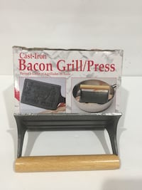 Cast-Iron bacon grill / press Las Vegas, 89178
