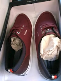 red Tommy Hilfiger shoes. Sz.10.5 Springfield, 22153