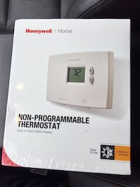 HONEYWELL NON-PROGRAMMABLE EASY TO READ DIGITAL DISPLAY THERMOSTAT. Dayton, 45440