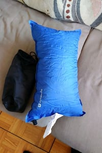 Inflatable camping pillow Toronto, M5R 2W6