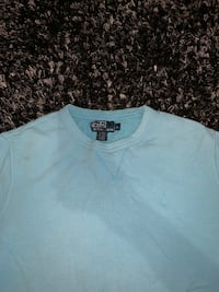 baby blue polo sweater Owings Mills, 21117