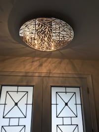 Flush mount light  Kleinburg, L4H 3Y3