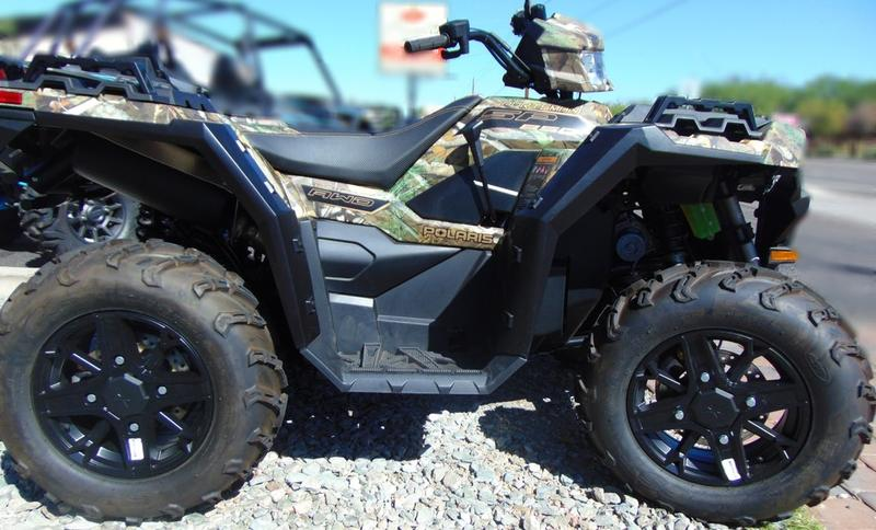 Photo 2019 Polaris® Sportsman® 850 SP Polaris Pursuit® Camo