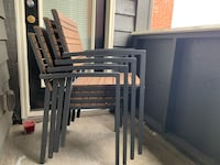 Crate and Barrel Patio Chairs Nashville, 37211