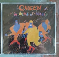 cd originali QUEEN 6euro L'uno Afragola, 80021