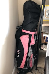 Women's golf clubs set - great condition